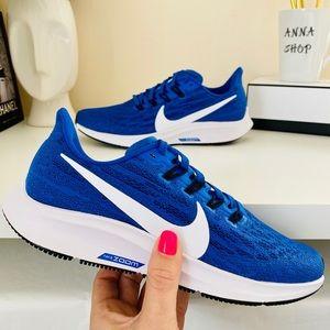 New Nike Zoom Pegasus 36 running shoes